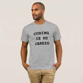Coding is my cardio T-Shirt