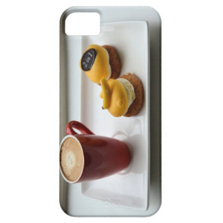 Coffee and Dessert Barely There iPhone 5 Case