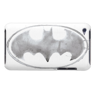 Coffee Bat Symbol - Gray iPod Touch Covers
