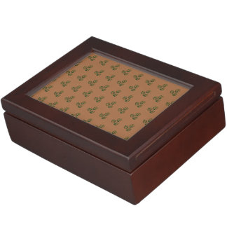 coffee beans brown orange keepsake boxes