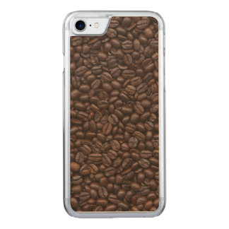 Coffee Beans Carved iPhone 8/7 Case