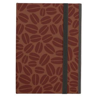 Coffee Beans Pattern iPad Air Case
