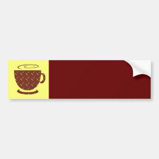 Coffee break bumper sticker