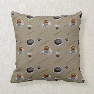 Coffee Break Cushion