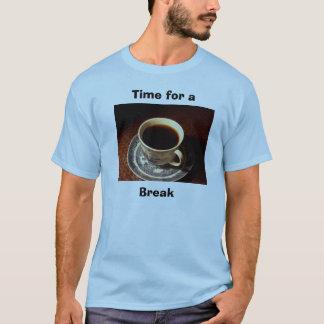 Coffee Break Tee Shirt