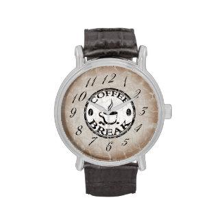 Coffee Break Watch