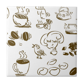 Coffee Coffee Coffee Tile