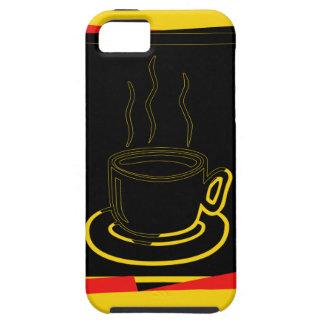Coffee Cup pop art - iphone case