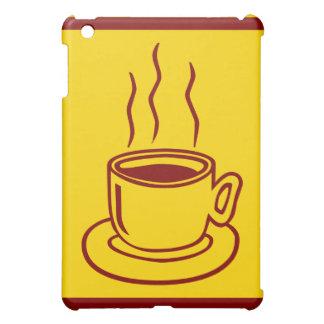 Coffee cup - Vintage  ipad case