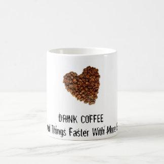 Coffee Heart Morphing Mug