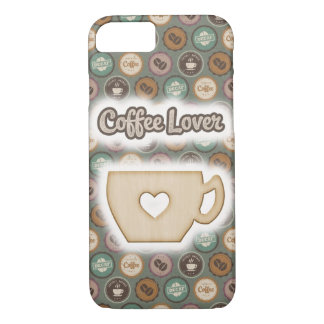 Coffee lover cell phone case