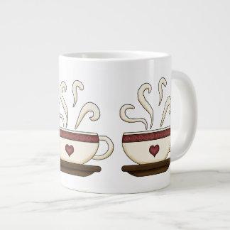 Coffee Lovers fun jumbo mug