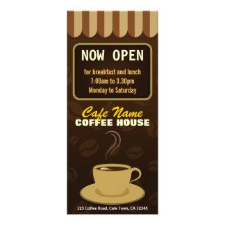 Coffee Menu Coffee Shop Coffee Cup Cafe Rack Cards