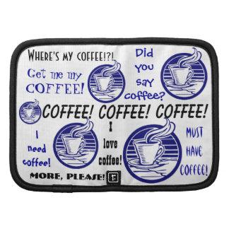 Coffee Mini Folio Folio Planner