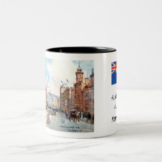 Coffee Mug - Auckland, New Zealand