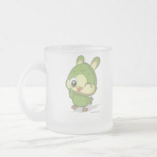Coffee Mug cute bird funny cartoon anime character
