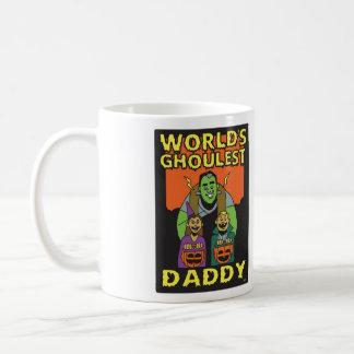 Coffee Mug for Dad Halloween Theme
