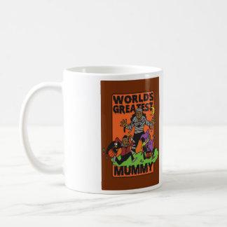 Coffee Mug for Mom Halloween Themed.