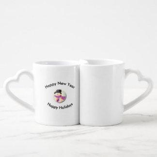 Coffee Mug Happy Holidays