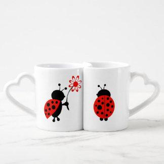 Coffee Mug Love bugs