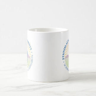 Coffee Mug - Round Logo
