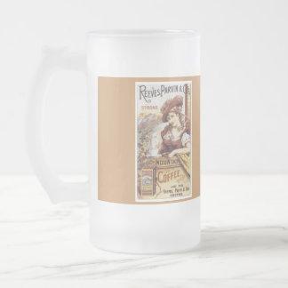Coffee Mug with Vintage Design