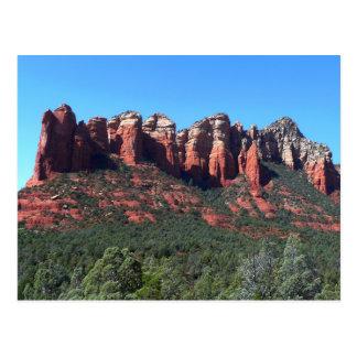 Coffee Pot Rock II in Sedona Arizona Postcard
