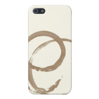 Coffee Stain iPhone 5/5S Case