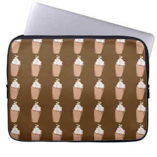 Coffee Time Laptop Case Computer Sleeve