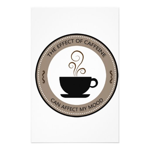 Coffee Trends Customized Stationery