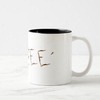 COFFEE Two-Tone MUG