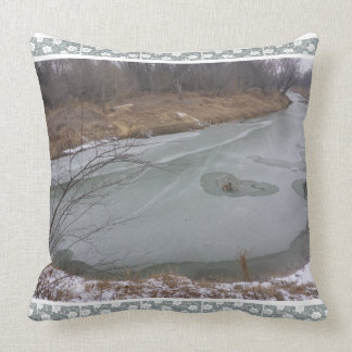 Cold Cold Heart Pillow Throw Cushions