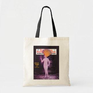 Cold Fire Tote Bag