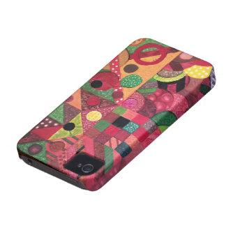Collage iPhone 4 Case