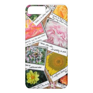 Collage of Flowers iPhone 8 Plus/7 Plus Case
