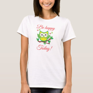 Collection Be Happy T-Shirt