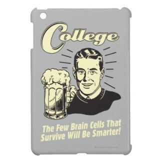 College: Brain Cells Survive Smarter iPad Mini Cover