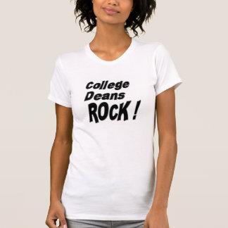 College Deans Rock! T-shirt