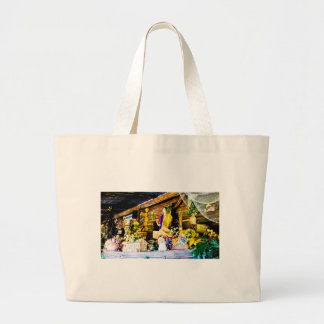Colombia diverse. large tote bag