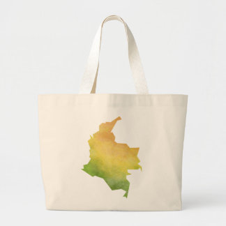 Colombia Large Tote Bag