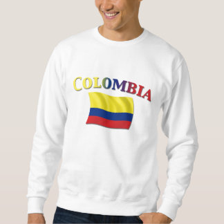 Colombian Flag 2 Sweatshirt