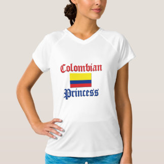 Colombian Princess T-Shirt