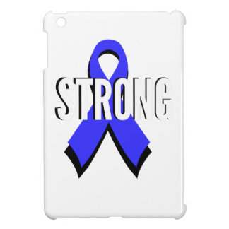 Colon Cancer Blue Ribbon Strong Cover For The iPad Mini
