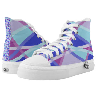 Color-Crazed Style Shoes Printed Shoes