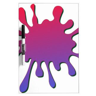 color dry erase board