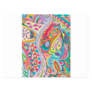 COLOR EYE CANDY COLLECTION 103 POSTCARD