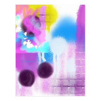 Color Fun.JPG Postcard