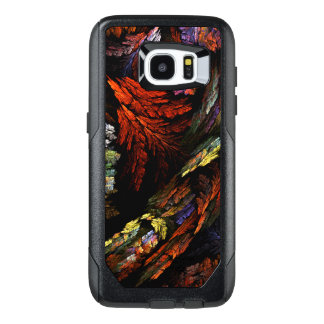 Color Harmony Abstract Art OtterBox Samsung Galaxy S7 Edge Case