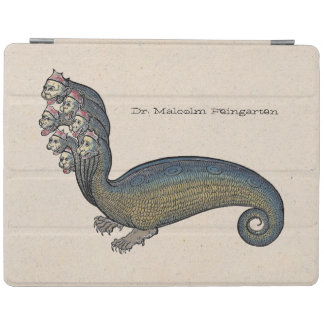 Color Hydra Serpent Customized iPad Cover