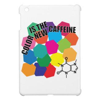 Color is the New Caffeine iPad Mini Cover